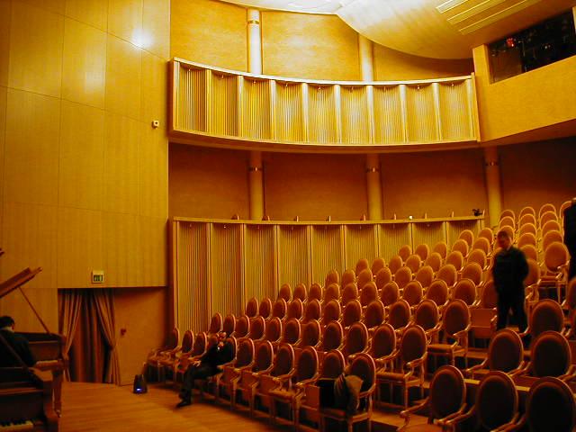 Новосибирская филармония (зал